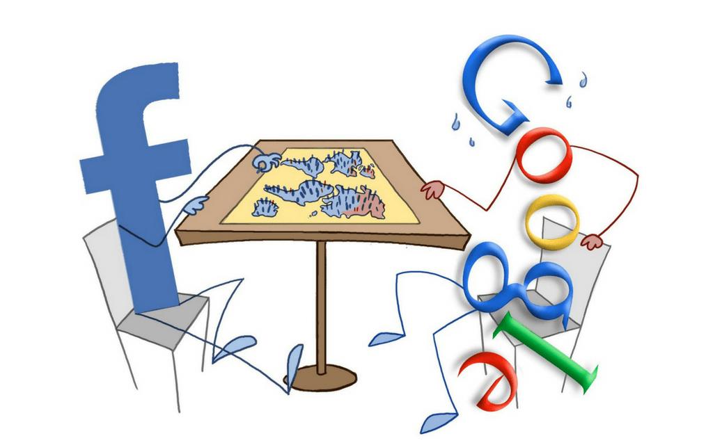 Facebook & Google μονοπωλούν την ψηφιακή διαφήμιση!