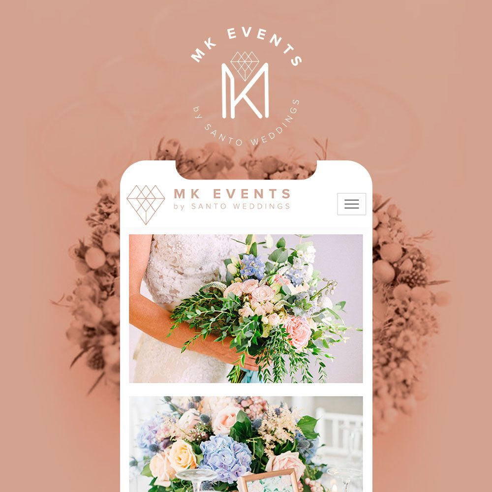 MK Events - Event Planner