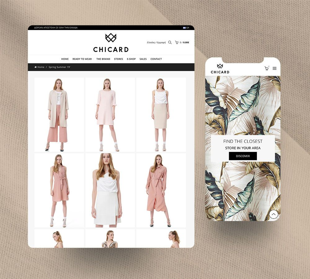 Chicard - Fashion e-shop