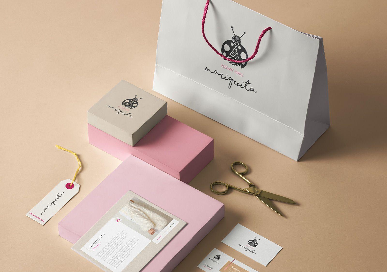 Elegant Yarns Branding 1