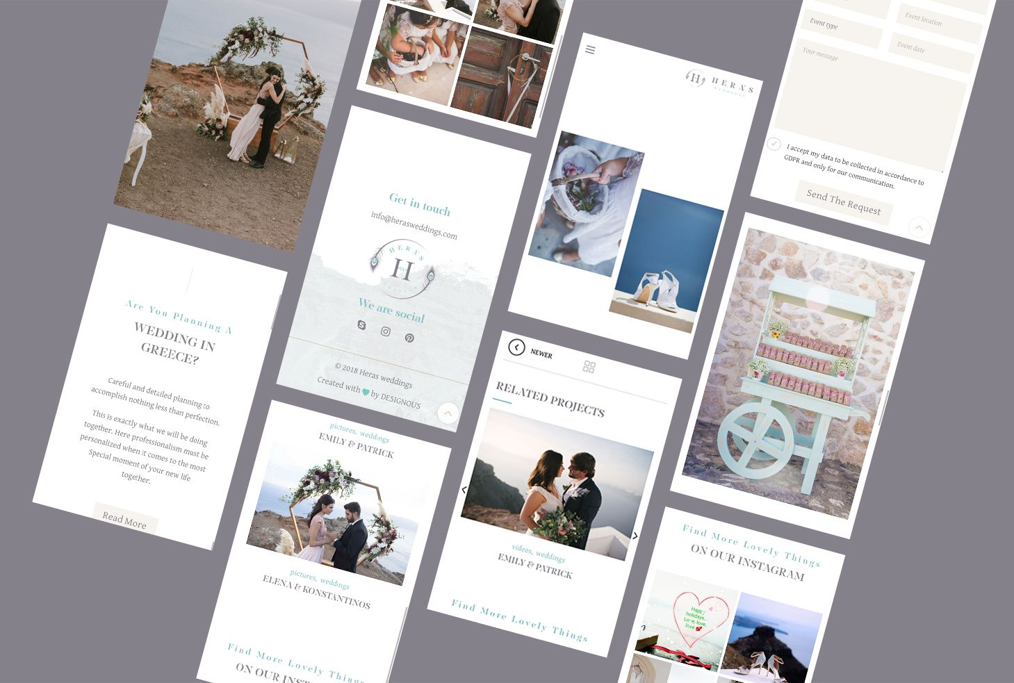 Istoselida Wedding Planner