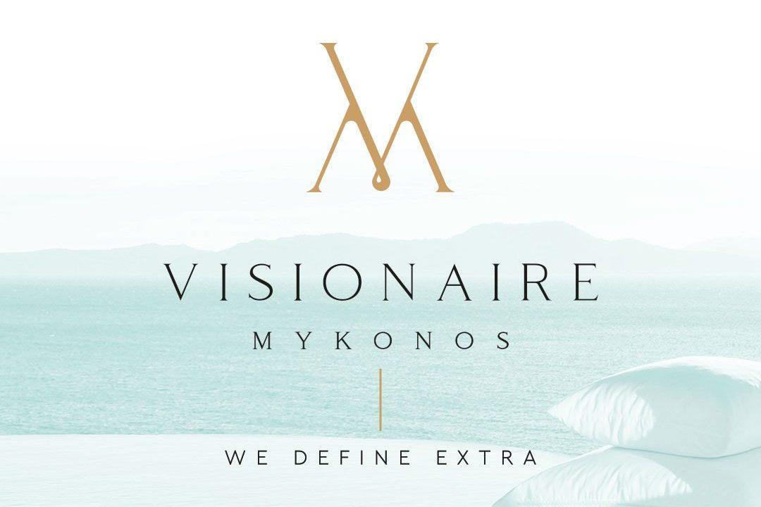 Visionaire Mykonos - Lifestyle Management