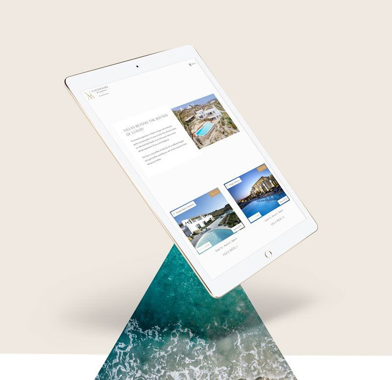 Website Mykonos