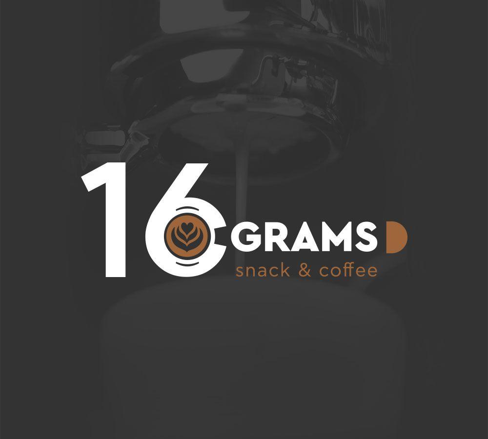 Σχεδιασμός λογοτύπου και συσκευασίας για cafe