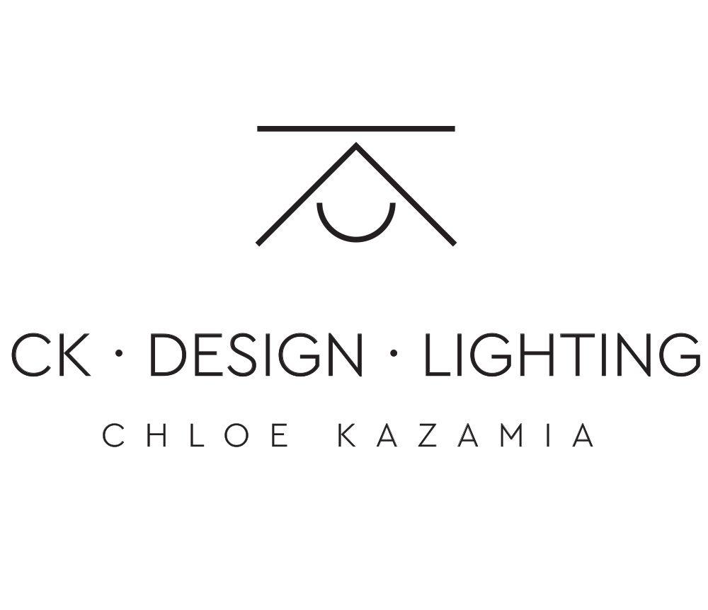 Ck Lighting Branding Logo