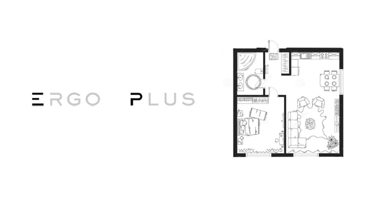 Ergoplus Branding Logo Idea