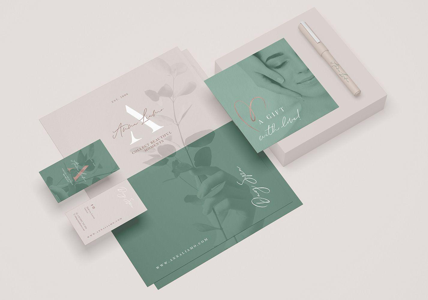 Anna Liamo Branding 1