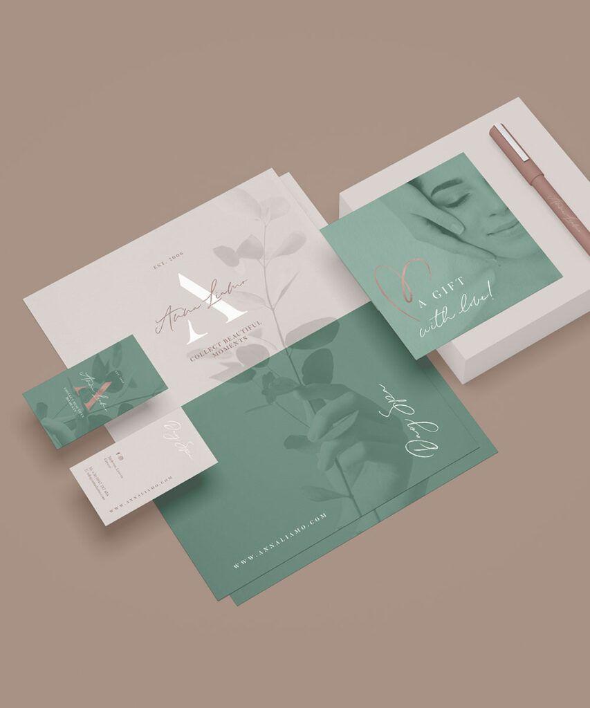 Anna Liamo Project Cover