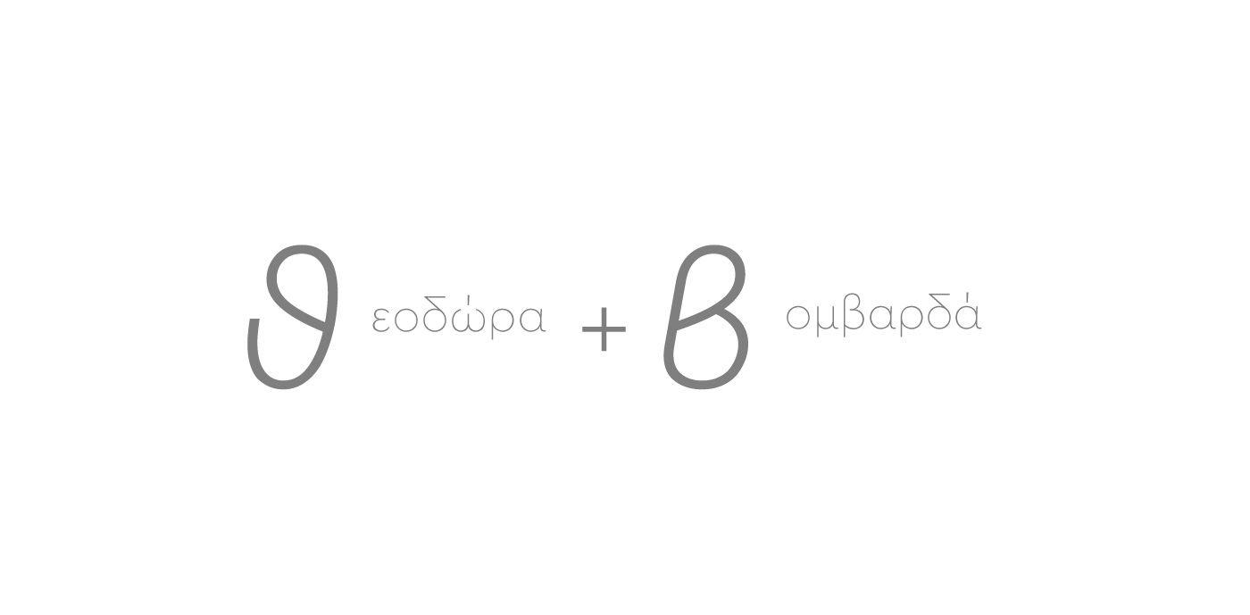 Vomvarda Branding Logo Idea