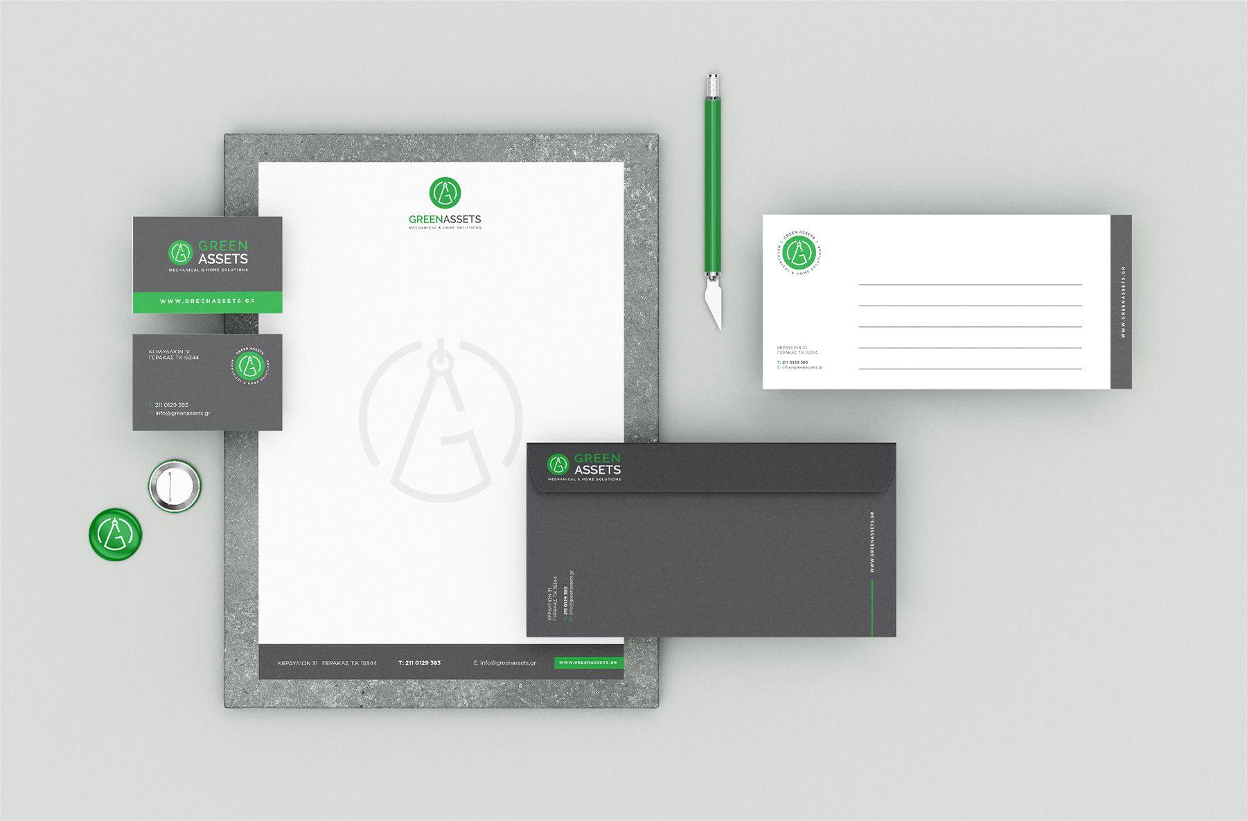 Green Assets Branding 1