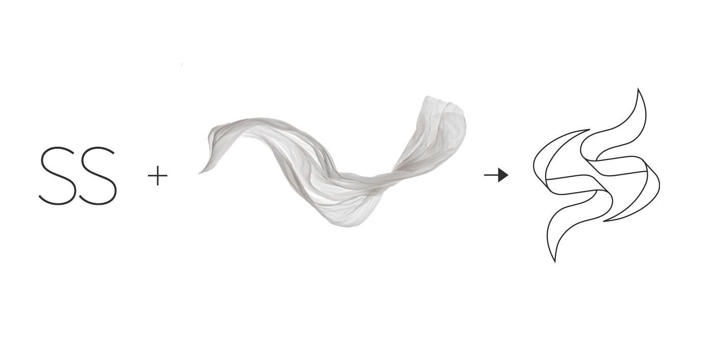 Silver Silk Logo Idea